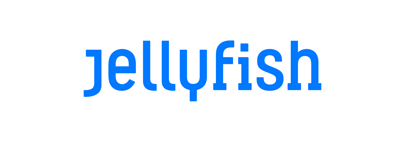 Jellisfish blue logo